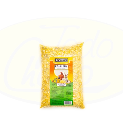 Picture of Alimento Para Pollitos Polli Mix Foody 1kg