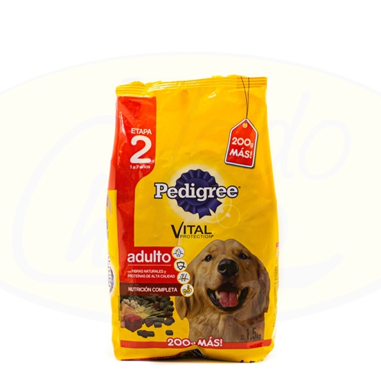 Picture of Pedigree Adulto 1.5kg