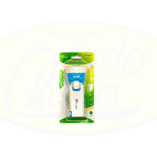 Picture of Linterna Eco Power Recargable EP-8262
