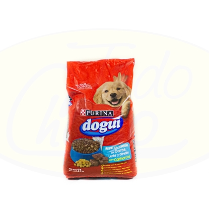 Picture of Dogui Cachorros Carne,Cereal y Leche 21kg