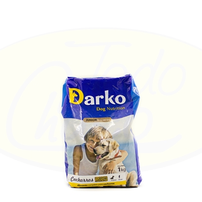Picture of Balanceado Darko Dog Cachorro 1kg