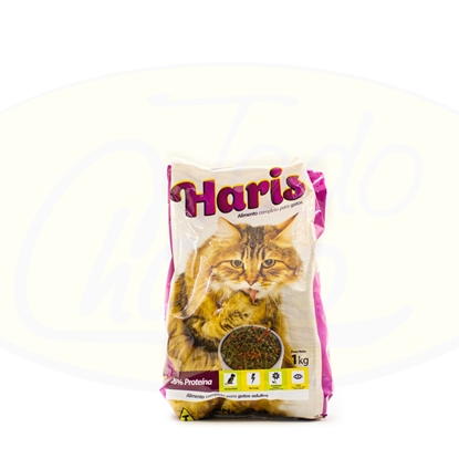 Picture of Balanceado Haris Cat 1kg