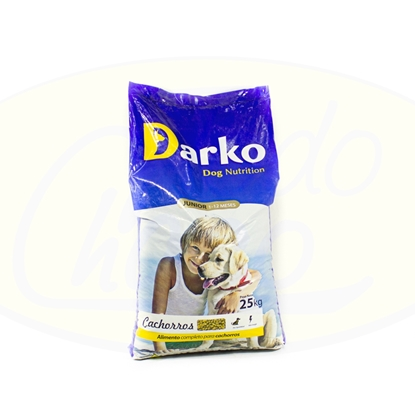 Picture of Balanceado Darko Dog Cachorro 25kg