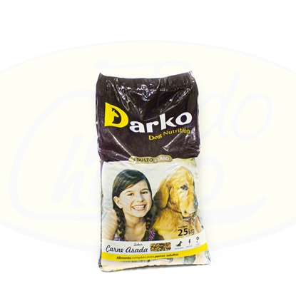 Picture of Balanceado Darko Dog Adulto 25kg