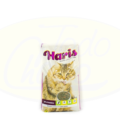 Picture of Balanceado Haris Food Cat 10kg