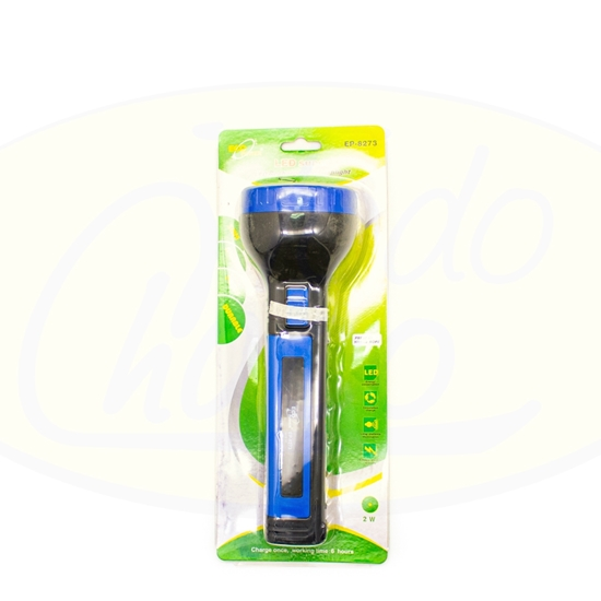 Picture of Linterna Eco Power Recargable Ep-8273