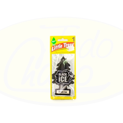 Picture of Aromatizante Para Auto Black Ice Little Trees