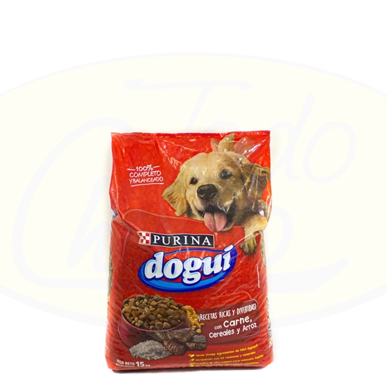 Picture of Dogui Carne Cereal Y Arroz 15kg