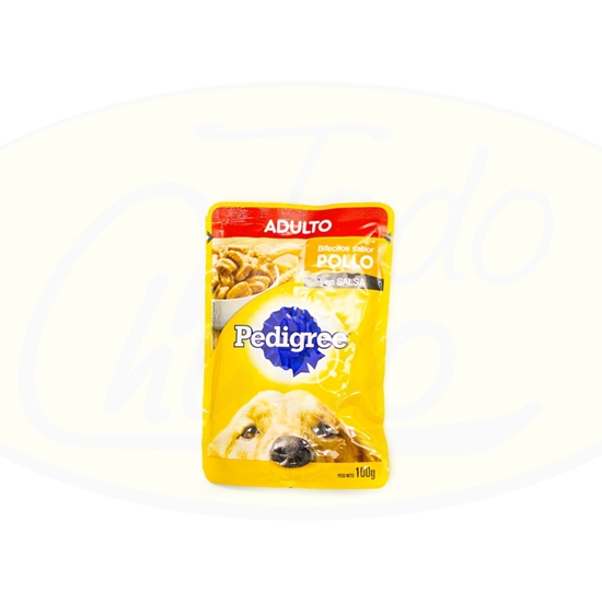 Picture of Pedigree Sachet Adulto Pollo 100gr