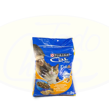 Picture of Cat Chow Adulto Deli Mix 8kg
