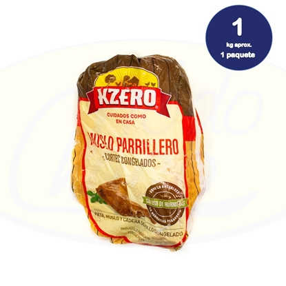 Picture of Muslo Parrillero K-Zero x kg