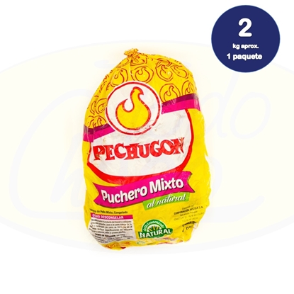 Picture of Puchero De Pollo Mixto Pechugon x kg