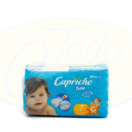 Picture of Pañal Capricho G 7u