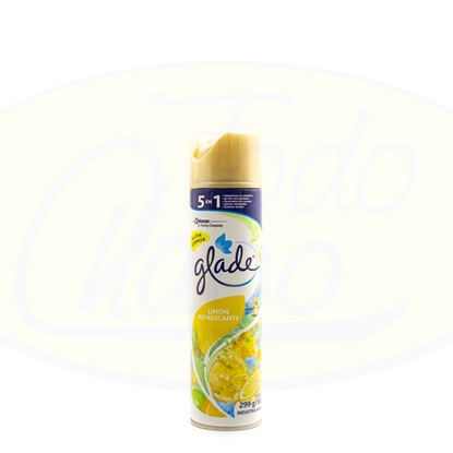 Picture of Glade Aerosol Limon Refrescante 360cm