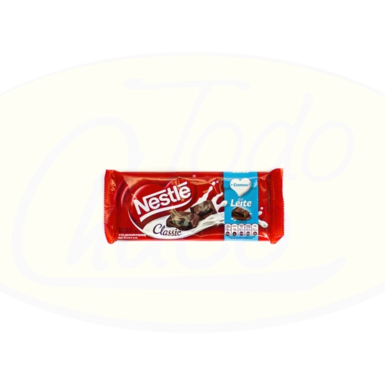 Picture of Chocolate Nestle Leche Classic 90gr