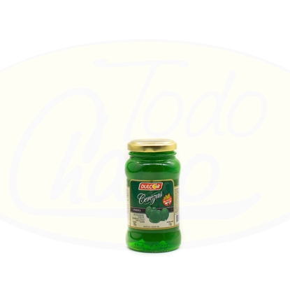 Picture of Cerezas Verde Dulcor 110g