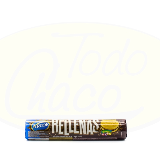 Picture of Galletitas Relleno Chocolate Arcor 120gr