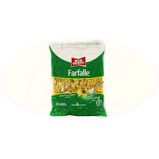Picture of Fideo Farfalle Bon Gusto 400g