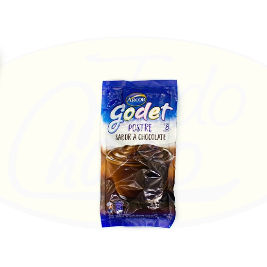 Picture of Postre Godet Chocolate 30g