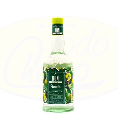 Picture of Ron Fortin Limon 750ml