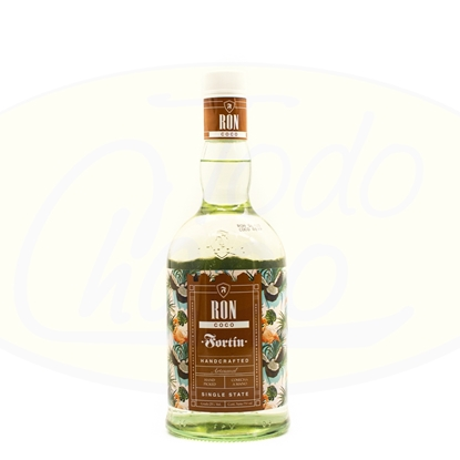 Picture of Ron Fortin Coconut 750ml