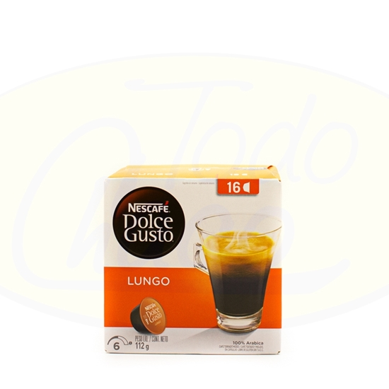 Picture of Nescafe Dolce Gosto Lungo 112g