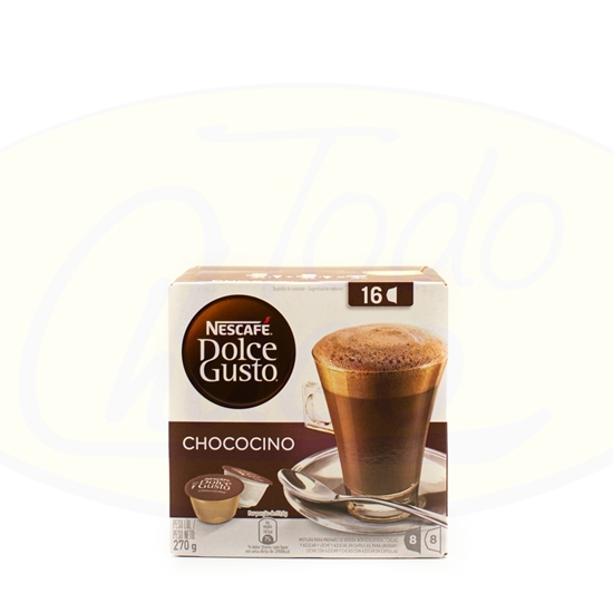Picture of Nescafe Dolce Gusto Chococino 270g