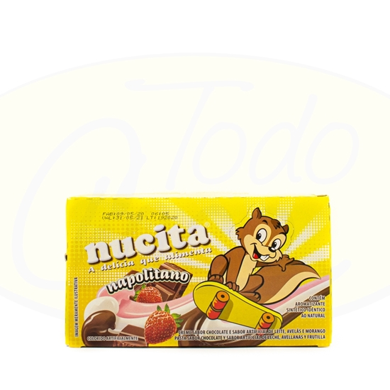 Picture of Chocolate Nucita Napolitano 48u