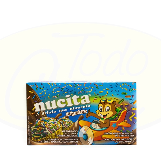 Picture of Chocolate Nucita Brigadeiro 48u