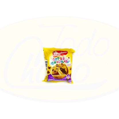 Picture of Mini Budin Gotas Chocolate Bauducco 40g