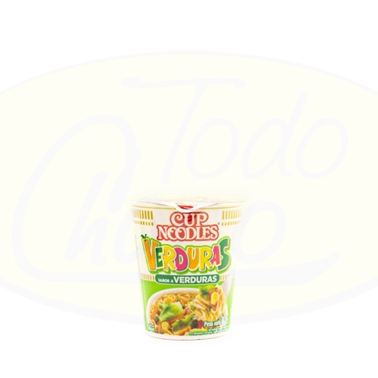Picture of Fideo Nissin Cup Verduras 65g