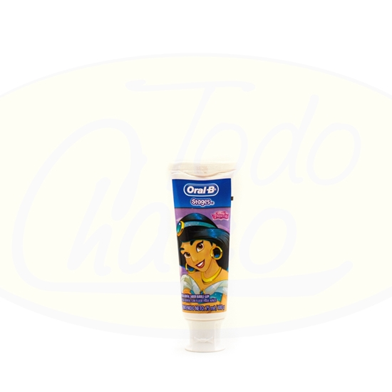 Picture of Pasta Dental Oral-B Stages Princess 75ml