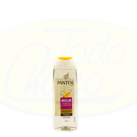Picture of Shampoo Micelar Pantene 400ml