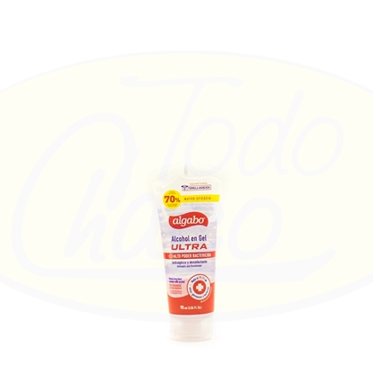 Picture of Alcohol en Gel Algabo Ultra 90ml