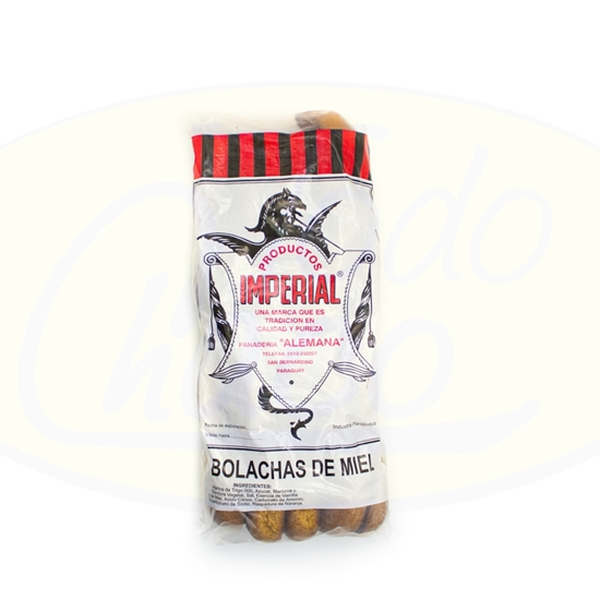 Picture of Galletitas Bolacha De Miel Imperial 24u