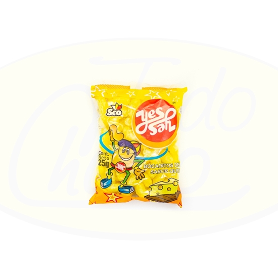 Imagen de Yes Yes Queso 25g