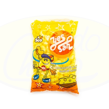 Imagen de Yes Yes Queso 70g