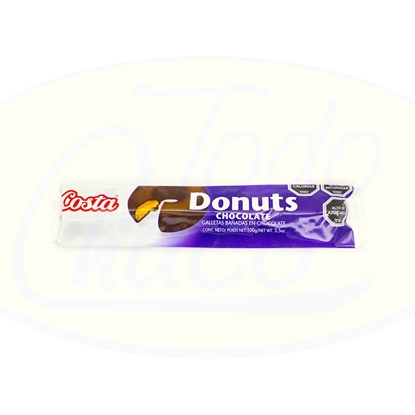 Picture of Donuts Chocolate Costa 100g