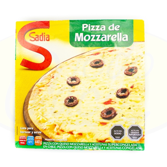 Picture of Pizza Muzarela Sadia 440g