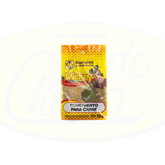 Picture of Condimento Para Carne Mickey 15g