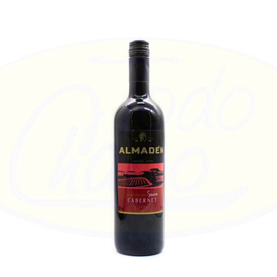 Picture of Vino Almaden Cabernet Suave 750ml