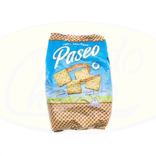 Picture of Galletitas Paseo Mix De Cereales 300g