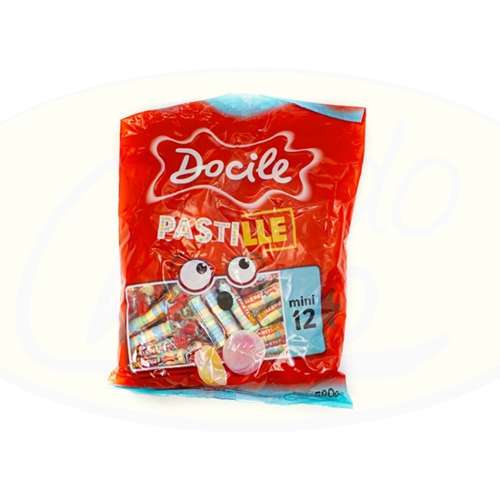 Picture of Caramelo Mini Pastilla Docile 580gr