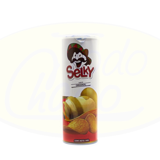 Picture of Papas Pritas Original Selky 140gr