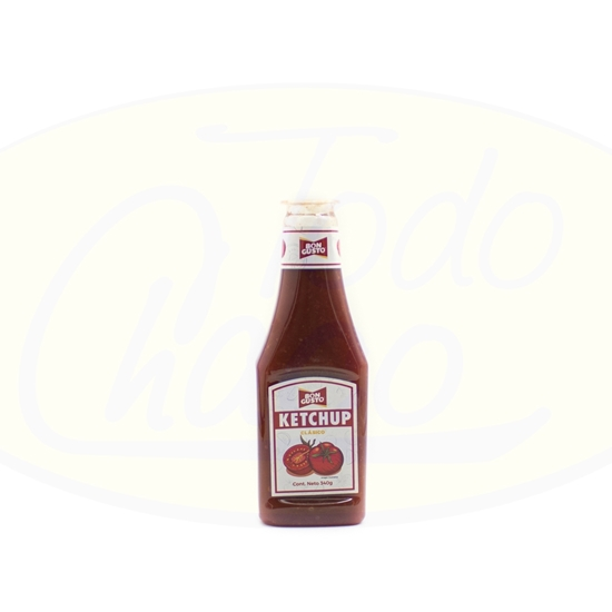 Picture of Ketchup Bon Gusto 340g
