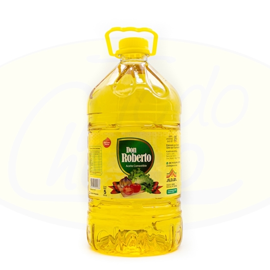 Picture of Aceite de Soja Don Roberto 5L