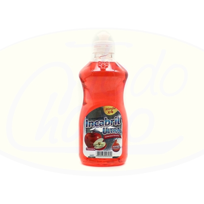 Picture of Detergente Incabril Ultra Manzana 425cc