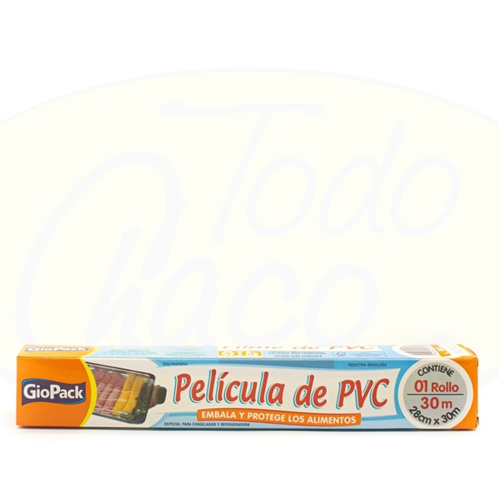 Picture of Filme PVC Giopack 28cm x 30m