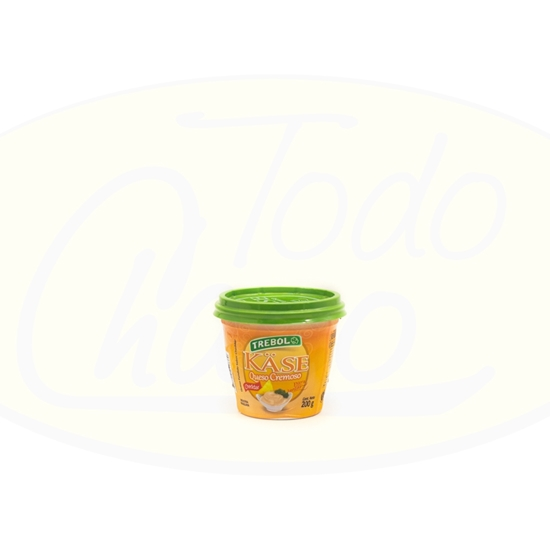 Picture of Queso Fundido Cheddar Trebol 200g