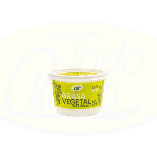 Picture of Grasa Vegetal  OK 500g